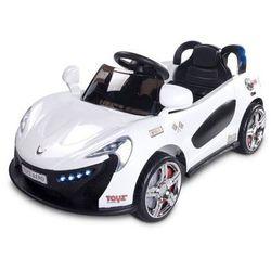 pojazd aero white wyprodukowany przez Caretero