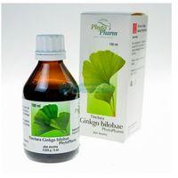 Tinctura ginkgo bilobae 100 g (Phytopharm) (5909990087631)
