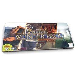 7 Cudów Świata: Wonder Pack z kategorii Gry planszowe