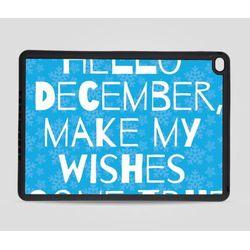 Etui na iPad Air 2: Hello December - produkt z kategorii- Pokrowce i etui na tablety