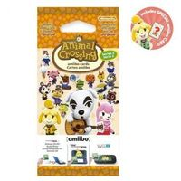 Nintendo 3DS Animal Crossing: Happy Home (3 karty amiibo)