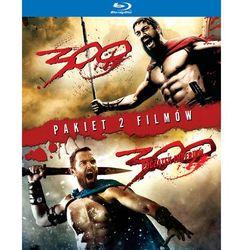300 / 300: Początek Imperium - Pakiet 2 filmów - sprawdź w wybranym sklepie