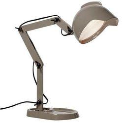 Lampka biurkowa Duii szara (8025594038675)