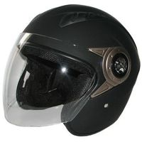 Motorq Kask motocyklowy  torq-o8 otwarty czarny mat (rozmiar xl) + darmowy transport! (5908277319434)