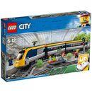 Lego CITY Pociąg pasażerski 60197 rabat 7%