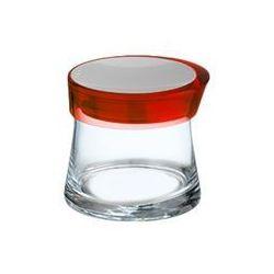 Casa bugatti Pojemnik kuchenny szklany 700 ml bugatti glamour czerwony