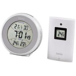 Stacja pogody hama ews-810 biały marki Hama specjalne