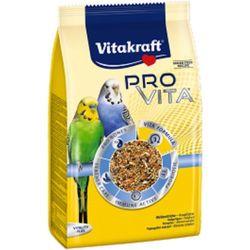 VITAKRAFT Pro Vita - pokarm dla papużki falistej 800g, kup u jednego z partnerów