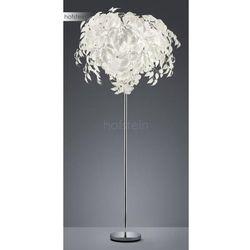 Reality leavy lampa stojąca chrom, 3-punktowe - nowoczesny - obszar wewnętrzny - leavy - czas dostawy: od 3-6 dni roboczych (4017807299762)