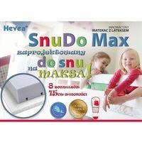 Materac wysokoelastyczny  snudo max 200x90 + poduszka lateksowa gratis !! od producenta Hevea