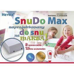 MATERAC WYSOKOELASTYCZNY HEVEA SNUDO MAX 200x80 + Poduszka Lateksowa Gratis !!, kup u jednego z partnerów