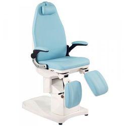 Fotel Podologiczny Azzurro 709a Błękitny - produkt z kategorii- Pozostałe fryzjerstwo i kosmetyka
