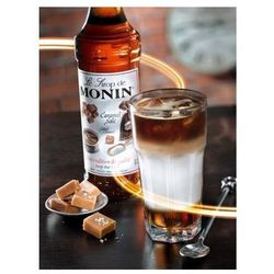 Syrop  słony karmel- salted caramel 1l wyprodukowany przez Monin