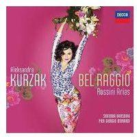 A Bel Raggio (CD Polska cena) - Dostawa zamówienia do jednej ze 170 księgarni Matras za DARMO, kup u jednego