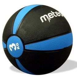 Piłka lekarska Meteor 3kg - produkt z kategorii- piłki i skakanki