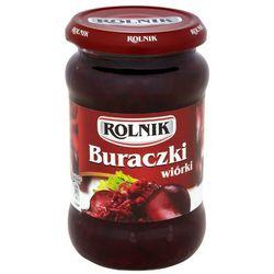 Buraczki wiórki 370 ml Rolnik - sprawdź w wybranym sklepie