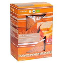 Chleb słonecznikowy BIO B/G 500g z kategorii Pieczywo, bułka tarta