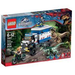 LEGO Jurassic World Szaleństwo Raptora 75917 oferta ze sklepu HUGO Akcesoria gsm , Nawigacje
