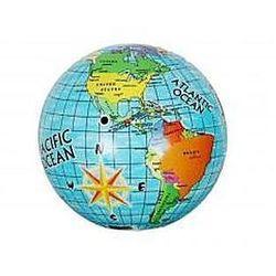 Piłka globus 23 cm