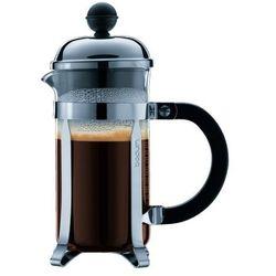 Zaparzacz do kawy chambord, 3 fliliżanki, 0.35 l, chrom - 0,35 l marki Bodum