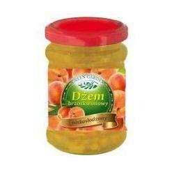 Dżem brzoskwiniowy niskosłodzony Green Garden 280 g (konfitura)