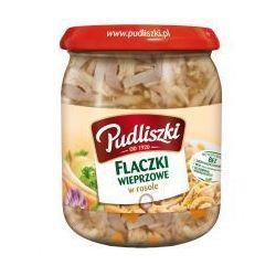 Flaczki wieprzowe w rosole 500 g Pudliszki - sprawdź w wybranym sklepie