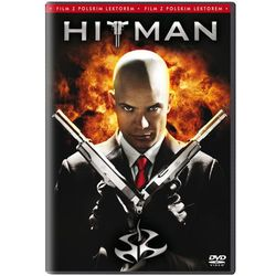 Imperial cinepix Hitman - wersja nieocenzurowana (dvd) - xavier gens