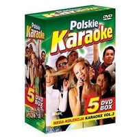 Polskie Karaoke VOL. 3 - Mega Kolekcja Karaoke (5 płyt DVD)