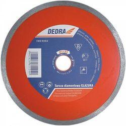 Tarcza do cięcia DEDRA H1123E 200 x 25.4 mm diamentowa (5902628811233)