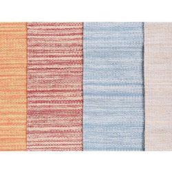 Dywan czerwony bawełniany 160x230 cm DERINCE (7081451736079)