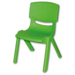krzesełko kolor zielony marki Bieco