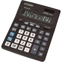 Kalkulator biurowy CITIZEN CDB1401-BK Business Line, 14-cyfrowy, 205x155mm, czarny, CI-CDB1401BK