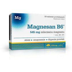 OLIMP MagneSan B6 50 tabletek (Witaminy i minerały)