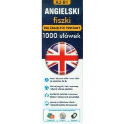 Angielski Fiszki 1000 słówek dla znających podstawy - oferta [0524e404c182662d]