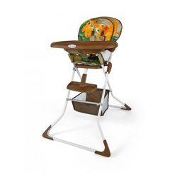 Milly Mally krzesełko do karmienia MINI Jungle - produkt z kategorii- Krzesełka do karmienia