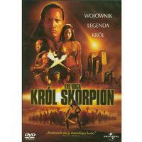Król skorpion dvd