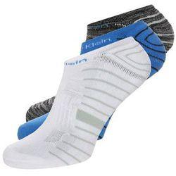Calvin Klein Underwear 3 PACK Skarpety french blue/black/grey heather/white z kategorii Bielizna sportowa męs