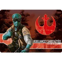 Star Wars: Imperium Atakuje - Rebelianccy sabotażyści, towar z kategorii: Gry planszowe