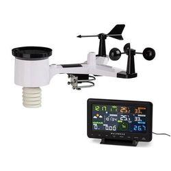 Waldbeck huygens profesjonalna stacja pogodowa meteorologiczna 6-w-1 kolorowy wyświetlacz wi-fi aplikacja (4060656104091)