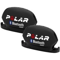 Polar Sensory prędkości i kadencji Bluetooth Smart z kategorii Pozostałe akcesoria treningowe