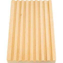 Stalgast Deska do pieczywa z rowkami 400x250x30 mm | , 343400