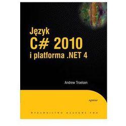 Język C# 2010 i platforma .NET 4, rok wydania (2011)