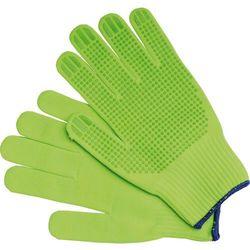 Vorel Rękawice robocze 74094 zielony (rozmiar 8)