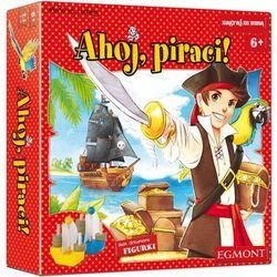 Ahoj Piraci! gra rodzinna, towar z kategorii: Gry planszowe