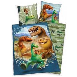 pościel dziecięca the good dinosaur, 140 x 200 cm, 70 x 90 cm, marki Herding
