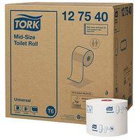 Tork Mid-size papier toaletowy 1-warstwowy Nr art. 127540, 127540