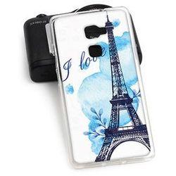Fantastic Case - Huawei Mate S - etui na telefon Fantastic Case - niebieska wieża eiffla, kup u jednego z par