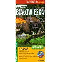 Mapa Laminowana ExpressMap Puszcza Białowieska 1:50 000 comfort! map