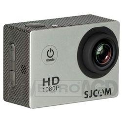 SJCAM SJ4000 (srebrny) - produkt w magazynie - szybka wysyłka!