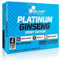 Olimp Żeń- szeń platinum ginseng sport edition 60 kaps  (5901330054877)